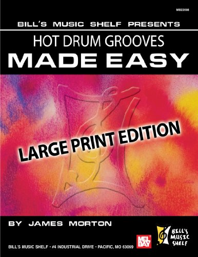 9780786682058: Hot Drum Grooves Made Easy
