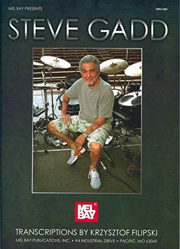 9780786682072: Mel Bay Presents Steve Gadd