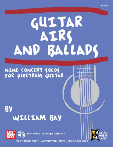 9780786682126: Guitar Airs and Ballads