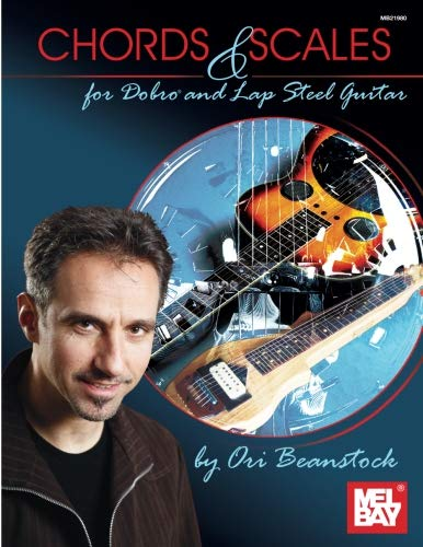 9780786682331: Chords & Scales for Dobro and Lap Steel Guitar
