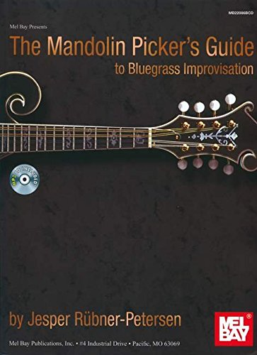 9780786682379: The Mandolin Picker's Guide to Bluegrass Improvisation