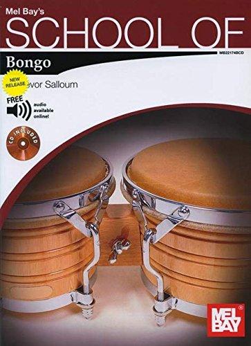 9780786682737: School of Bongo Book/CD Set