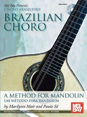 9780786682775: Brazilian Choro: A Method For Mandolin And Bandolim