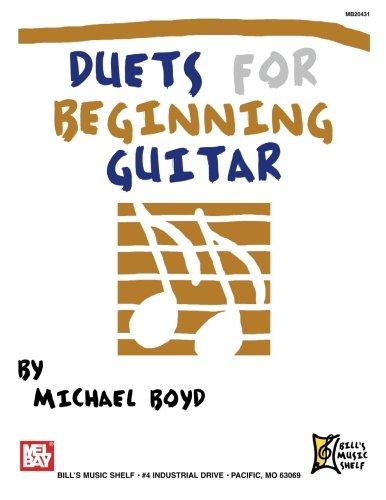 9780786682911: Duets for Beginning Guitar