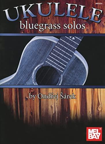 Ukulele Bluegrass Solos (Paperback): Ondrej Sarek