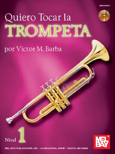 9780786683000: Quiero tocar la trumpeta / I Want to Play the Trumpet (Spanish Edition)