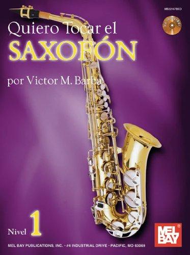 9780786683017: Quiero Tocar El Saxofon