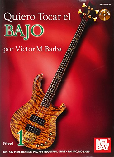 9780786683031: QUIERO TOCAR EL BAJO / I Want to Play the Bass (Spanish Edition)