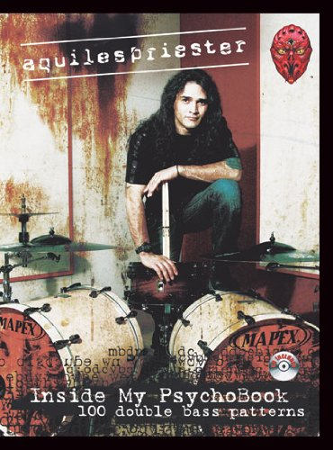 9780786683147: Aquiles Priester: Inside my Psychobook, Book/CD Set (English and Spanish Edition)
