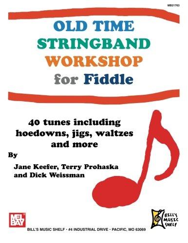 9780786683185: Old Time Stringband Workshop for Fiddle