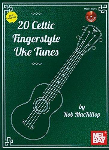 9780786683338: 20 Celtic Fingerstyle Uke Tunes