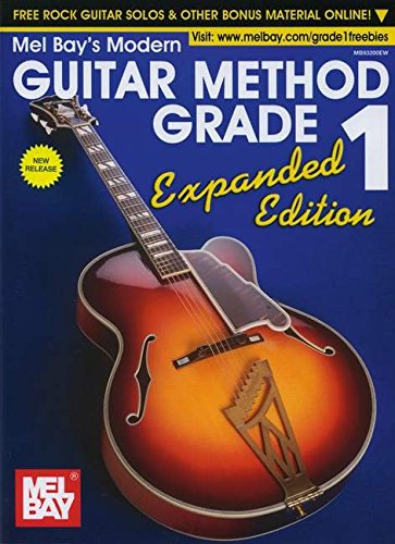 9780786683604: Modern Guitar Method Grade 1, Expanded Edition - Square Back binding