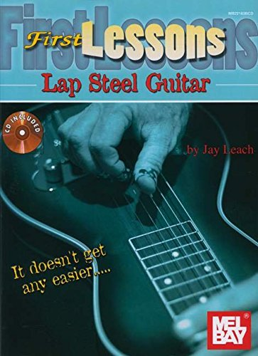 9780786683901: First Lessons Lap Steel Book/CD Set