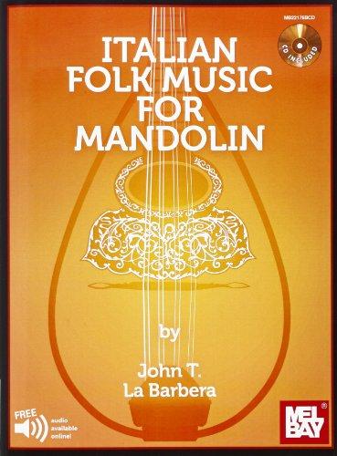 9780786683994: Italian Folk Music for Mandolin