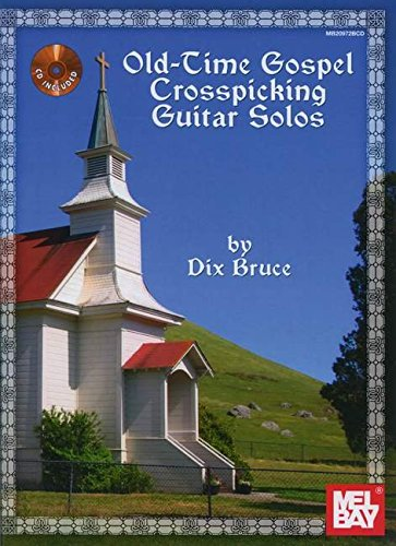 9780786684083: Old Time Gospel Crosspicking Guitar Solos