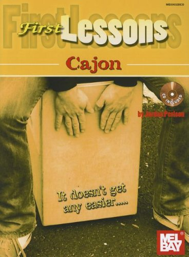 9780786684243: First Lessons Cajons