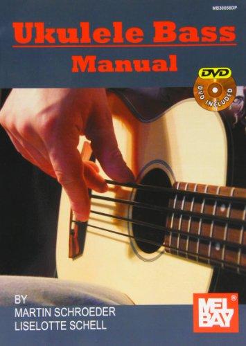 9780786684359: Schroeder Uke Bass Manual Uke Bkdvd