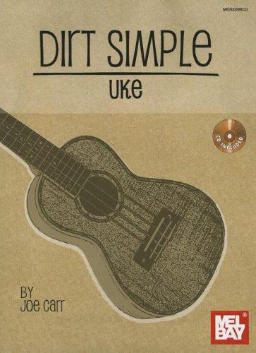 9780786684441: Dirt Simple Uke (Book/CD Set) +CD