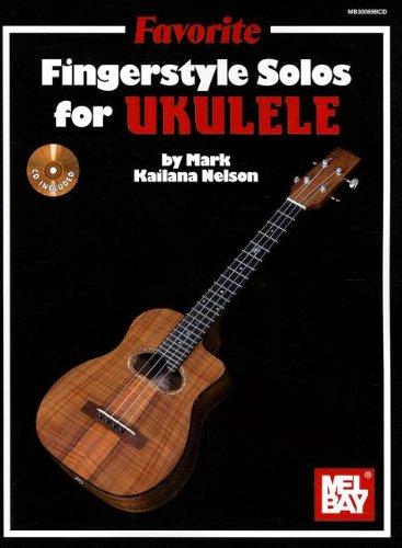 9780786684564: Favorite Fingerstyle Solos for Ukulele