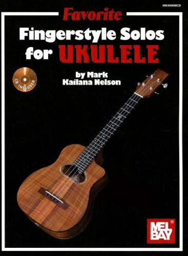 9780786684564: Favorite Fingerstyle Solos for Ukulele