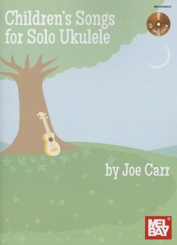 9780786684588: Children's Songs for Solo Ukulele