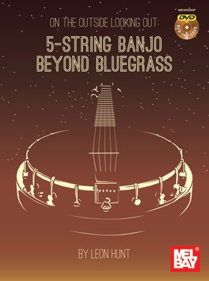 9780786684601: On the Outside Looking Out: 5-String Banjo Beyond Bluegrass (Book/DVD Set)