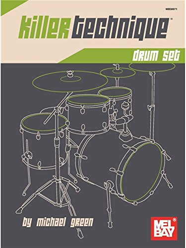 9780786684830: Killer Technique: Drum Set