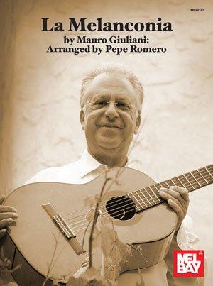Mauro Giuliani: La Melanconia (Classical Guitar /: Giuliani, Mauro (Composer);