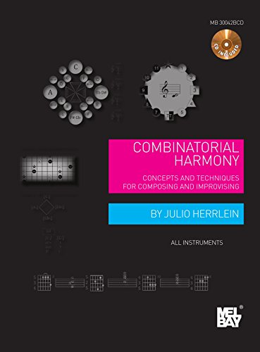 9780786684885: Combinatorial Harmony: Concepts and Techniques for Composing and Improvising