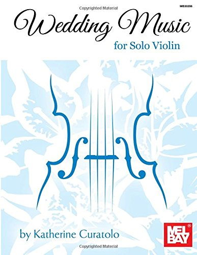 9780786684953: Wedding Music for Solo Violin