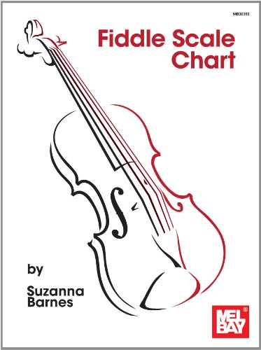 9780786685059: Fiddle Scale Chart