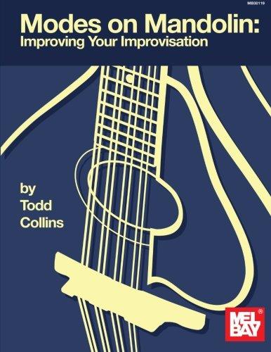 9780786685158: Todd Collins: Modes on Mandolin - Improve Your Improvisation