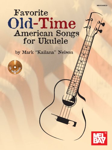 9780786685387: Favorite Old-Time American Songs for Ukulele