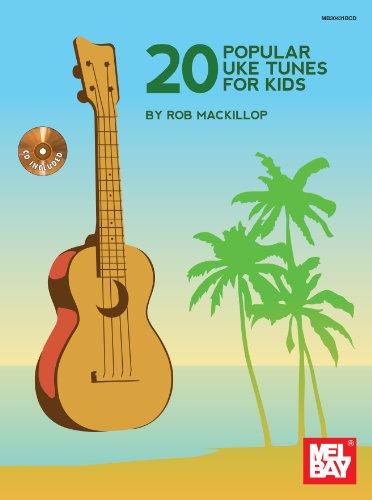 9780786685394: 20 Popular Uke Tunes for Kids