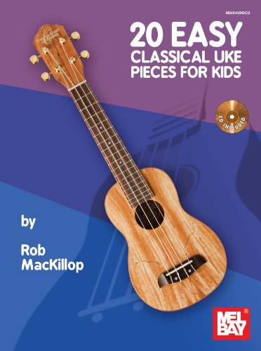 9780786685448: 20 Easy Classical Uke Pieces for Kids