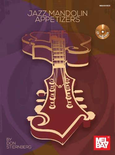 9780786685561: Jazz Mandolin Appetizers