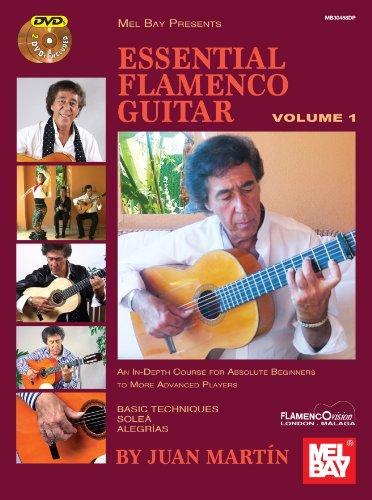 9780786685721: Essential Flamenco Guitar: Volume 1