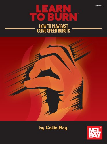 9780786685738: Learn to Burn: How to Play Fast Using Speed Bursts