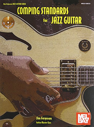 9780786685868: Comping Standards for Jazz Guitar
