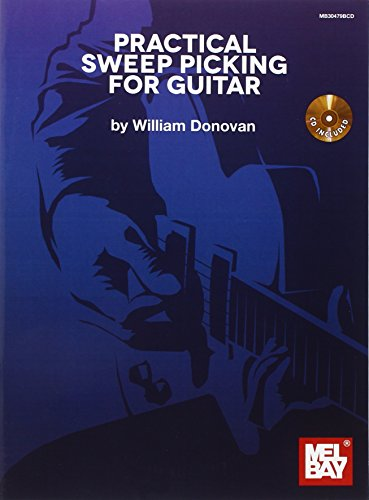 9780786685899: PRACTICAL SWEEP PICKING FOR GUITAR