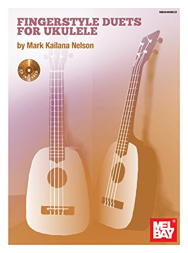 9780786685912: Fingerstyle Duets For Ukulele (Book/CD)