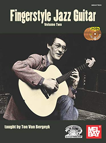 9780786685943: Fingerstyle Jazz Guitar Volume Two