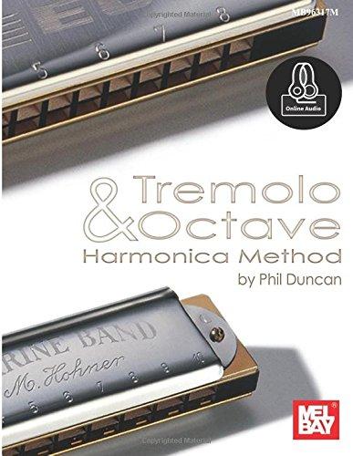9780786686117: Tremolo and Octave Harmonica Method