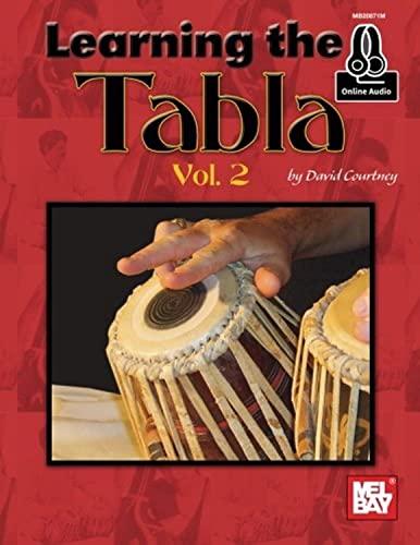 9780786686193: Learning the Tabla: Volume 2
