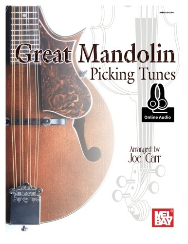 9780786686353: Great Mandolin Picking Tunes: With Online Audio