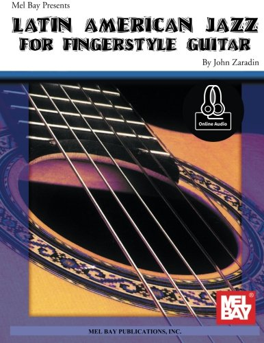 9780786686483: Latin American Jazz for Fingerstyle Guitar