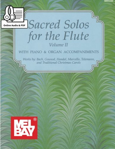 9780786686766: Sacred Solos for the Flute Volume 2