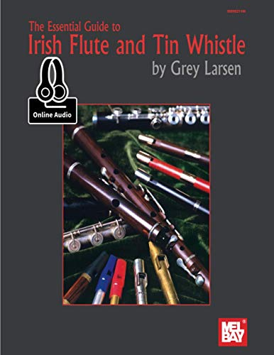 9780786686834: Essential Guide to Irish Flute and Tin Whistle