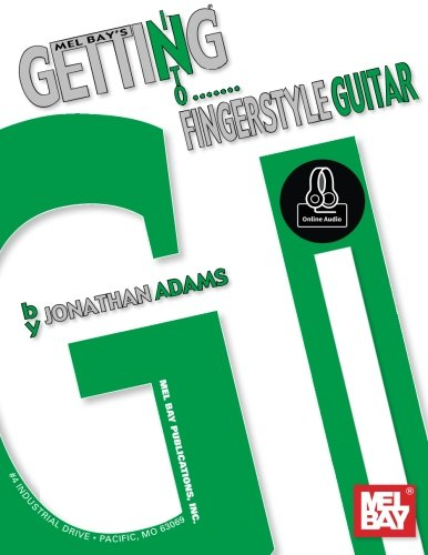 9780786686919: Getting into Fingerstyle Guitar
