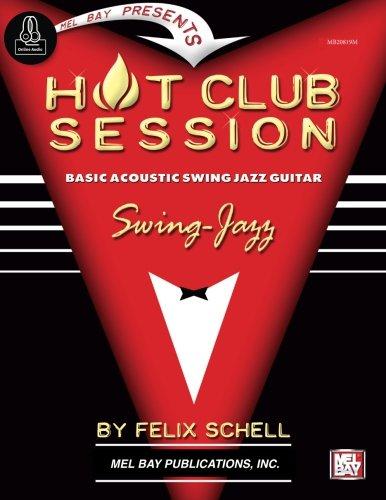 Hot Club Session: Basic Acoustic Swing Jazz